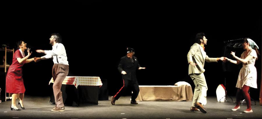 Teatro del Garabato - ¡Aquí no paga nadie!