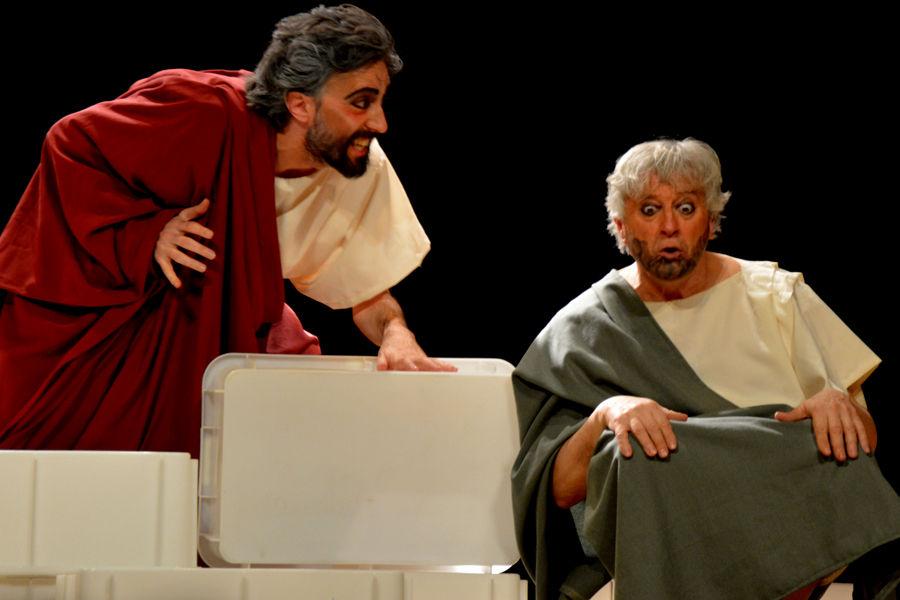 Teatro del Garabato - Dinero