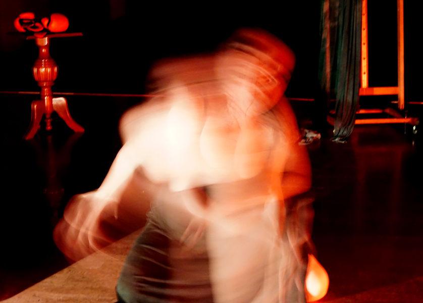 Teatro del Garabato - Lo irreversible